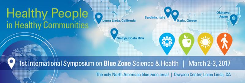 1st International Symposium on Blue Zone Sciences & Health