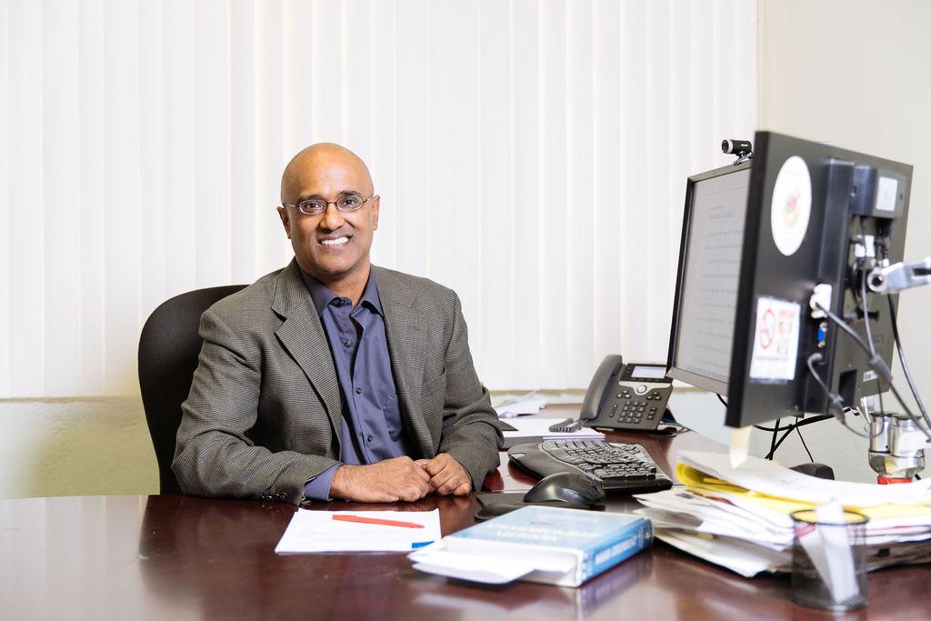 Pramil Singh, DrPH