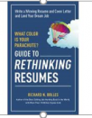 Guide to Rethinking Resumes book