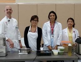 LLUSPH Puts on San Manuel Health Fair